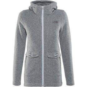 The North Face Crescent Parka Femme, tnf medium grey heather